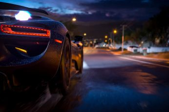 Honda wallpaper, Honda NSX, Japanese cars, JDM, black cars, sports car