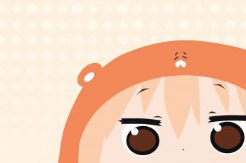 Himouto! Umaru-chan wallpaper, Doma Umaru, anime girls, chibi