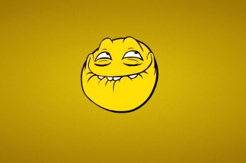 Funny Smile Cartoon wallpaper, Background