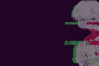 Anime show digital wallpaper, Neon Genesis Evangelion, Ayanami Rei
