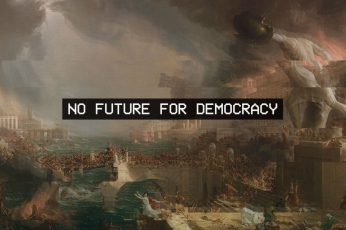 Fashwave wallpaper, Greece, painting, Democracy, vaporwave, Europe, glitch art