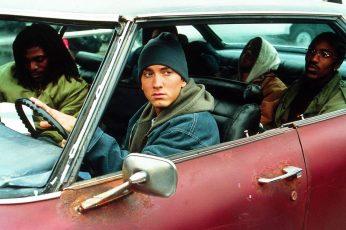 Eminem wallpaper, machine, hip-hop, rap, 8 mile, mode of transportation