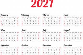 2021 calendar hd images
