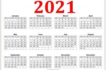 Desktop wallpaper 2021