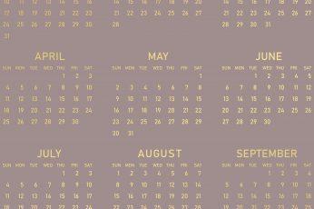 2021 calendar wallpaper rose gold