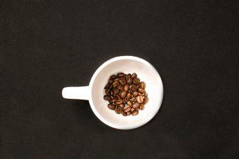 Coffee bean wallpaper