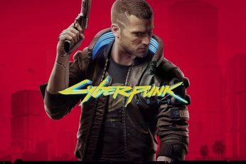 Cyberpunk 2077 wallpaper, CD Projekt RED