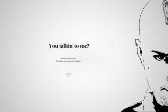 You talkin to me? wallpaper, fan art, Taxi Driver, movies, Robert DeNiro