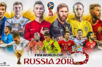 FIFA World Cup Russia 2018 wallpaper, Sports, Football