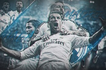 Sergio Ramos wallpaper, Real Madrid, Cristiano Ronaldo