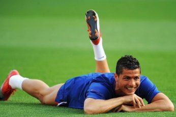 Footballers wallpaper, Cristiano Ronaldo