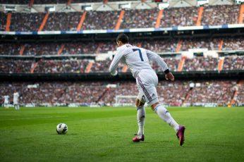 Cristiano Ronaldo Free Kick Widescreen wallpaper