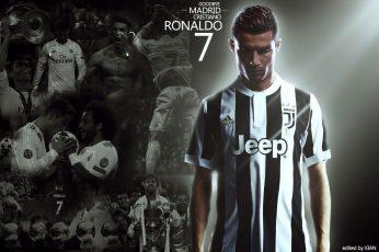 Cristiano Ronaldo wallpaper, Juventus, soccer