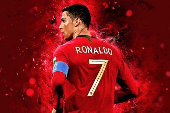 Cristiano Ronaldo 4K wallpaper