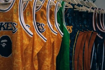NBA jerseys wallpaper, apparel, clothing