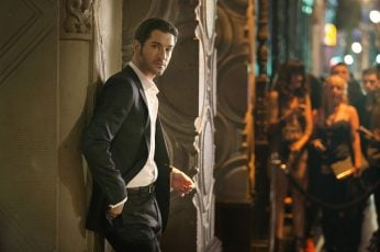 Best TV Series wallpaper, Tom Ellis, Lucifer