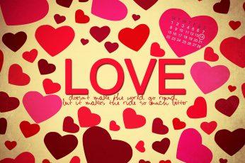 Happy valentine day full hd wallpaper