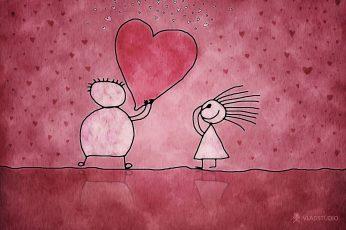 Happy valentine day 2021 wallpaper
