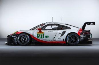 Wallpaper 2017, 911, Car, Porsche, Race, Rsr
