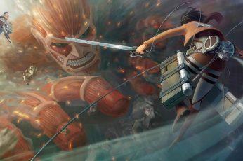 Wallpaper Attack On Titan Wallpaper, Shingeki No Kyojin
