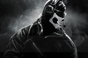 Wallpaper Call Of Duty Ghosts Digital Wallpaper