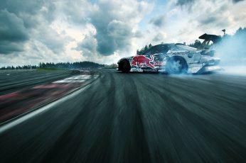 Wallpaper Car Drift Wallpaper, Smoke, Sports, Racing