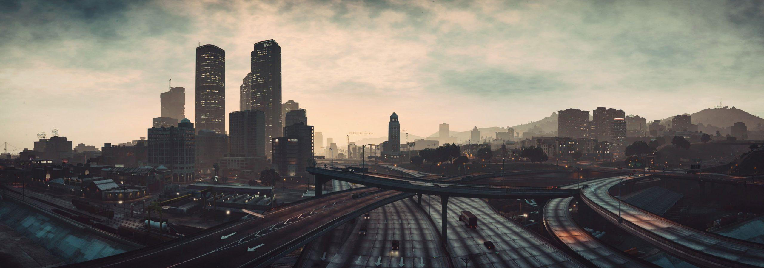 City Wallpaper