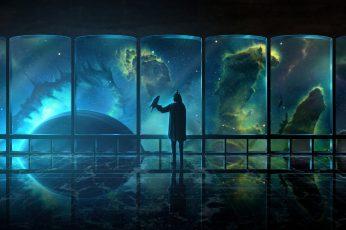 Wallpaper Digital, Digital Art, Artwork, Fantasy Art, Dark