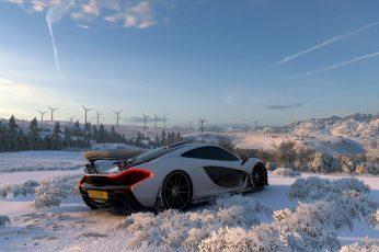 Wallpaper Forza, Forza Horizon 4, Video Games, Car
