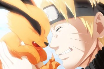 Wallpaper Naruto And Kurama Wallpaper, Anime, Kurama