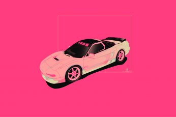 Wallpaper Nsx, Honda Nsx, Jdm, Japanese Cars, Vector,