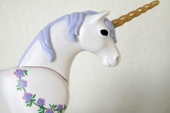 Wallpaper Purple And White Unicorn Wall Decor, Horse, Ross