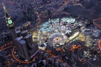 Wallpaper Religion, City, Aerial Photography, Metropolis