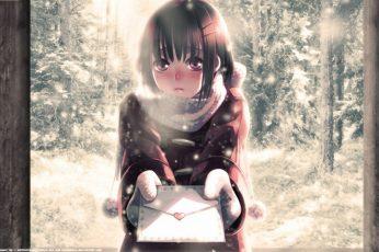 Wallpaper Shy, Anime Girls, Original Characters