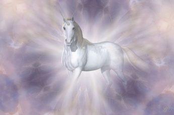 Wallpaper Unicorn 1920x1200px (1080p) Free Download