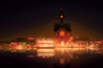 Wallpaper Spirited Away, Studio Ghibli, Anime