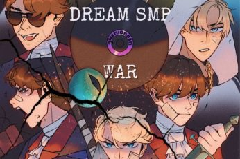 Dream team smp wallpaper