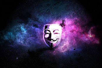 Wallpaper Anonymous, Computer, Hacker, Legion, Mask
