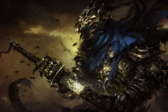 Wallpaper Digital Art, Artwork, Video Games, Dark Souls