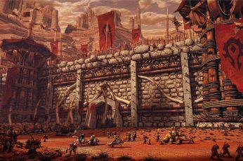 Wallpaper Game Digital Wallpaper, Artwork, Fantasy Art