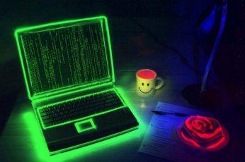 Wallpaper Hacker Computer Sadic Dark Anarchy Free Download