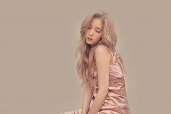 Wallpaper Irene, Kpop, Redvelvet, Pink, Girl, Hair