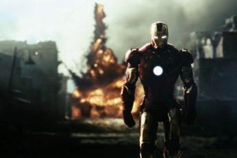 Wallpaper Iron Man Wallpaper, Tony Stark, Movies
