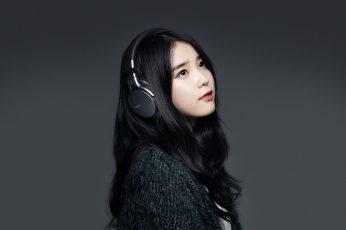 Wallpaper Iu, Kpop, Star, Music, Sony 3840x2400px 4k