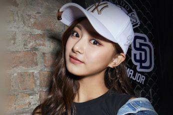 Wallpaper Kpop, Girl, Twice, Tzuyu, Portrait, Young Adult