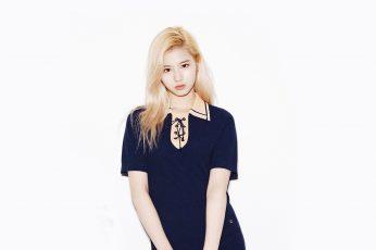 Wallpaper Kpop, Twice, Sana, Girl, Cute, White