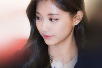 Wallpaper Kpop, Tzuyu, Twice, Girl, Cute, Headshot