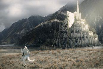 Wallpaper Lord Of The Rings Movie Still
