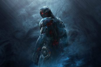 Wallpaper Marvel Avengers Age Of Ultron, Ultron Wallpaper