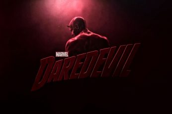 Wallpaper Marvel Daredevil Illustration, Marvel Comics